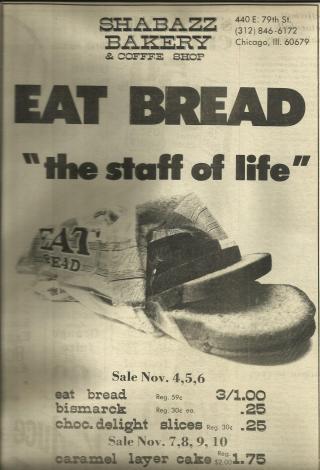 Eat Bread 3