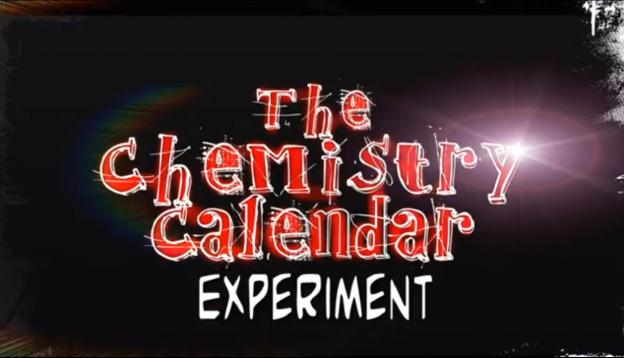 chemistry calendar
