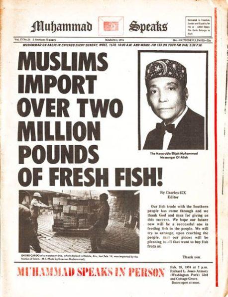 Muhammad Speaks