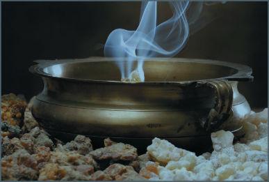 frankincense-burner