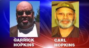 Garrick and Carl Hopkins