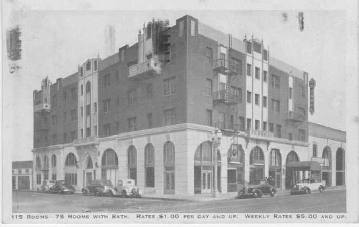 dunbarhotel1938