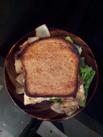 Comeback Sandwich