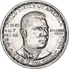BOOKER T WASHINGTON COIN