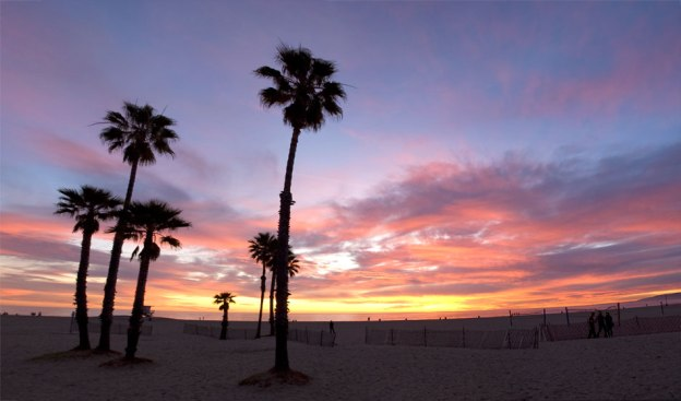 SunsetPanoramabeach