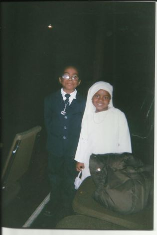HAKIM AND HIS WIFE