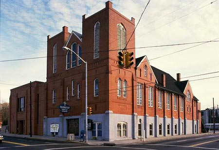 Ebenezer Baptist Church (Atlanta, Georgia)